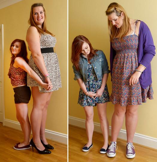 5f2081fb3 Девушка с самым большим размером ноги в Европе мечтает о лубутенах ...