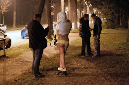 Готессы проститутки фото