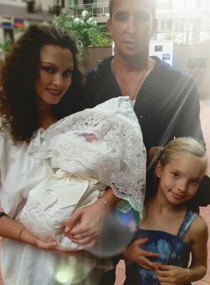 крестной данко и его семья новое фото этом