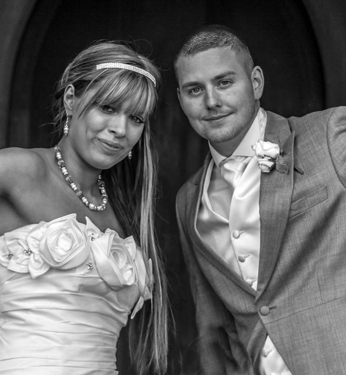 Неудачные фото со свадьбы фотограф явно прикольнулся