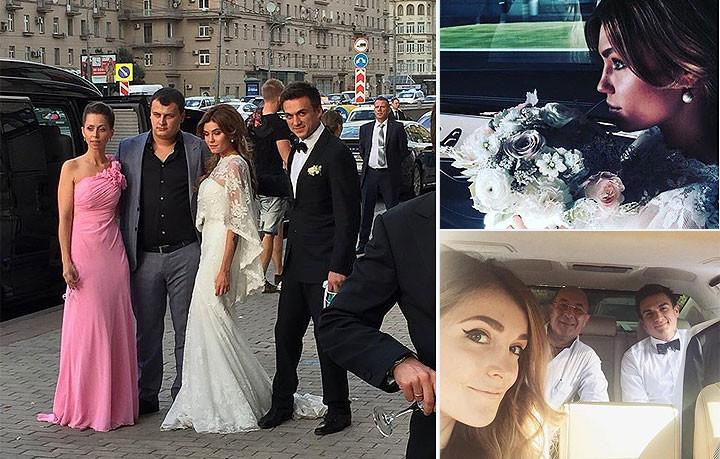 Свадьба топалова 2018 фото