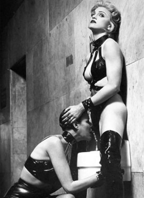 Мадонна порно фото 12