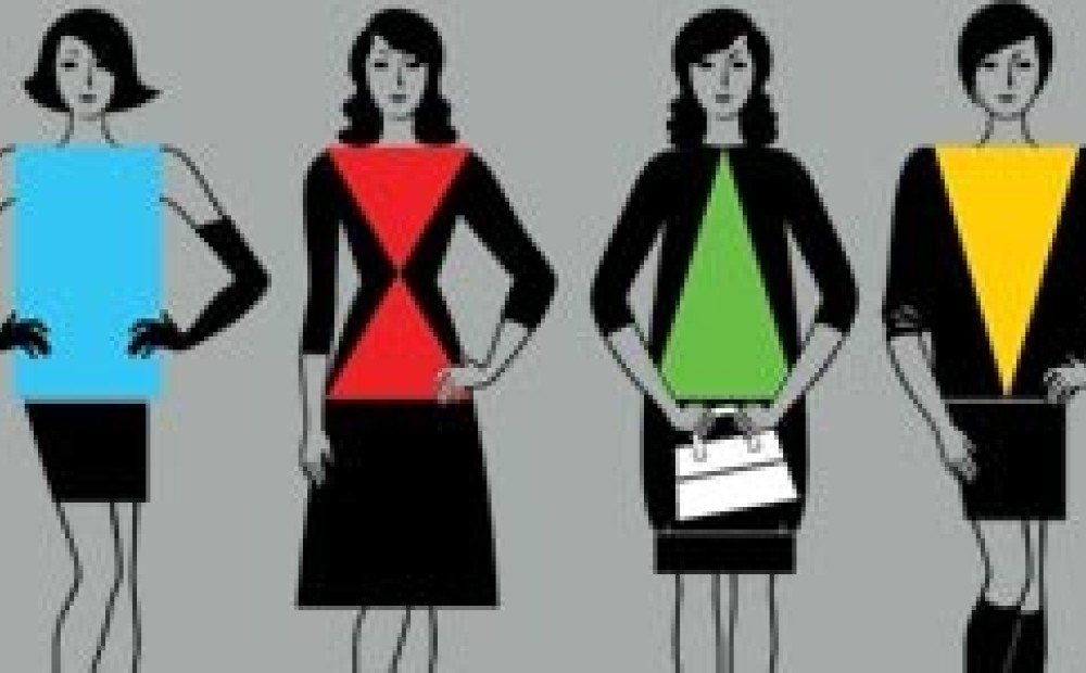 Платье Для Разных Фигур