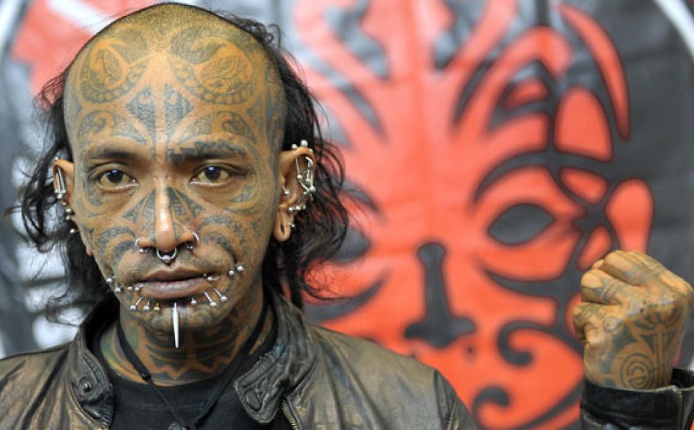 малайзия тату фото странно