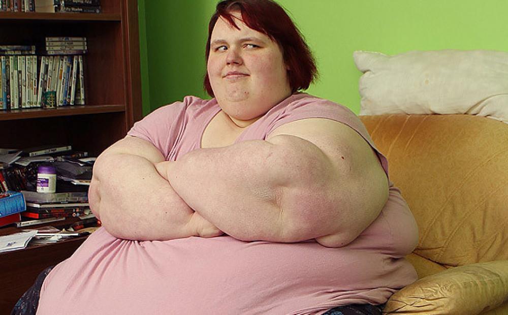 Фотографии самых толстых девушек
