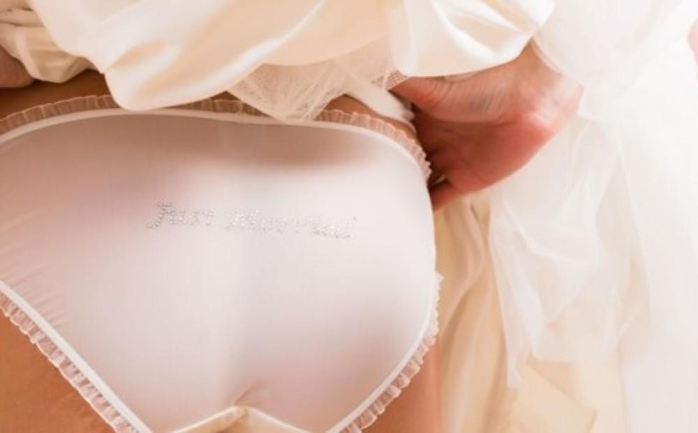 Фото попы невесты видео бичихами красивая