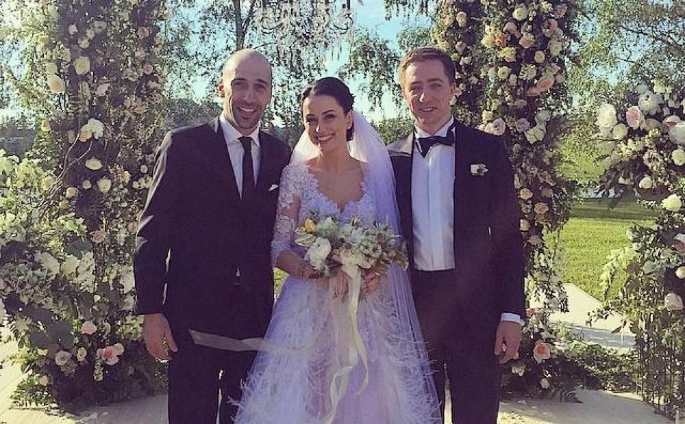 Свадьба сына игоря крутого фото каждый раз