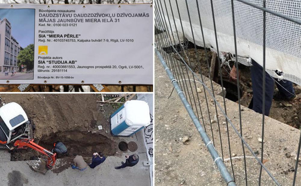 Komentāri par  Skandāls Miera ielā  naidīgs būvnieks sabojā kanalizāciju un  draud mājas iemītniekiem - Jauns.lv 12e41a8111