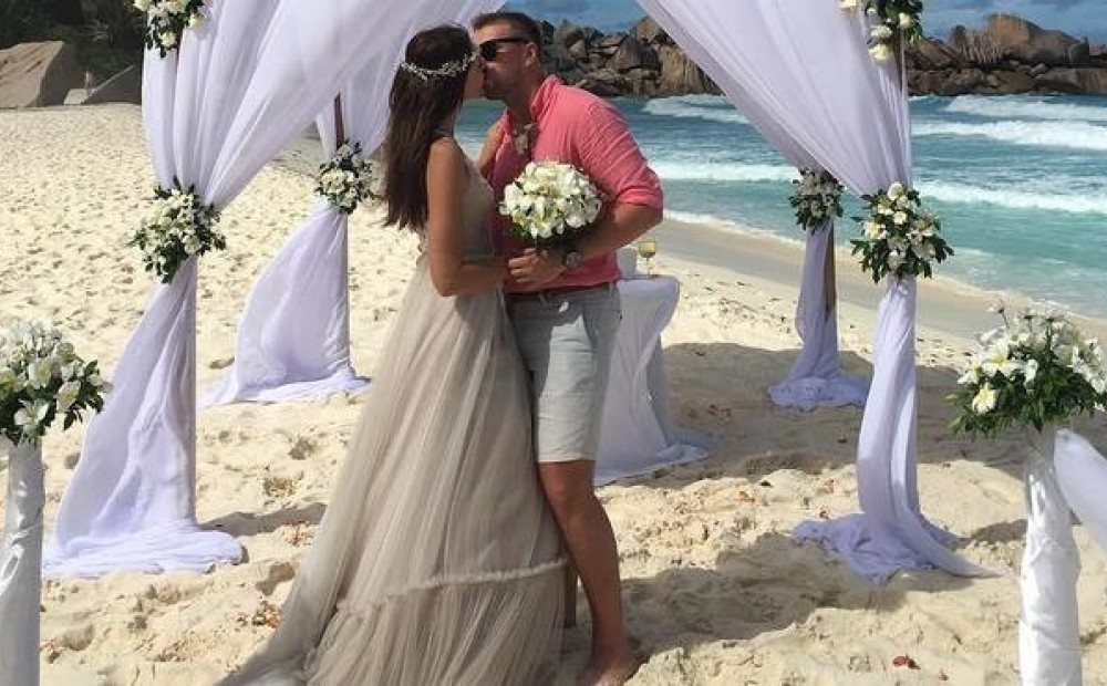 Свадебные фото со свадьбы элла трегубенко