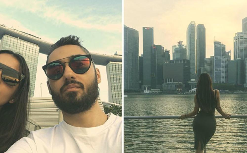 Мот с женой певец новые фото