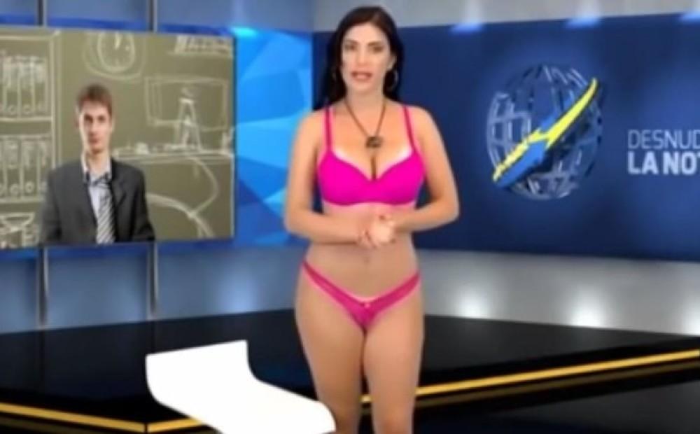 оргазм телеведущих в прямом эфире попадают
