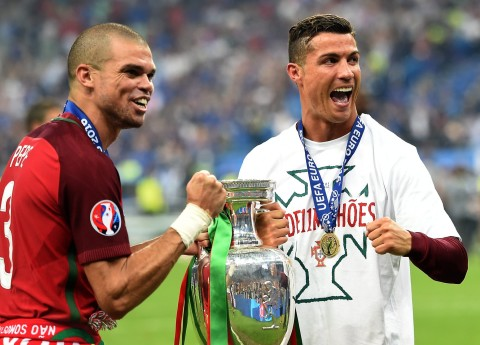 Portugāles futbola izlase