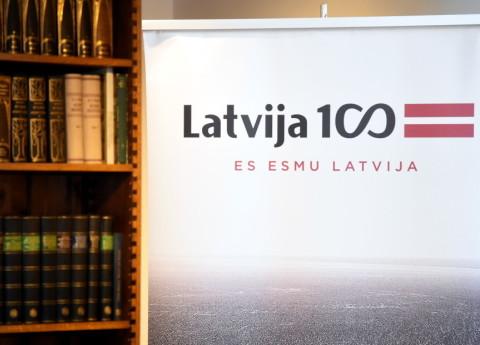 Latvijas simtgade