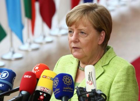 Angela Merkele
