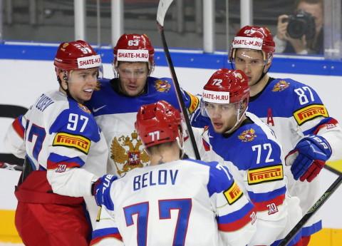 Krievijas hokeja izlase