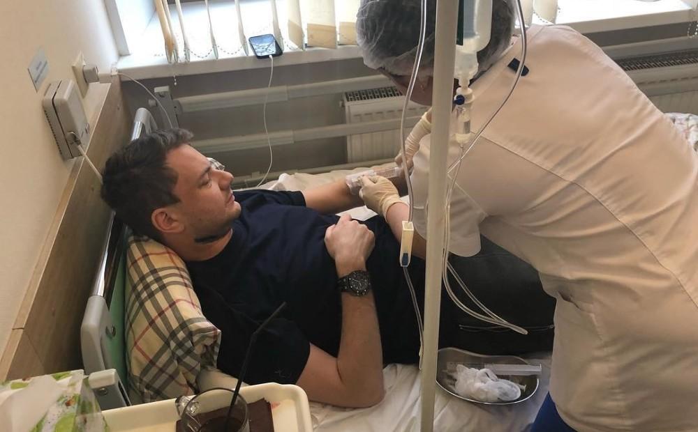 Питание через трубочку: избитый DJ Smash поделился подробностями реабилитации