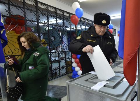 Prezidenta vēlēšanas Krievijā