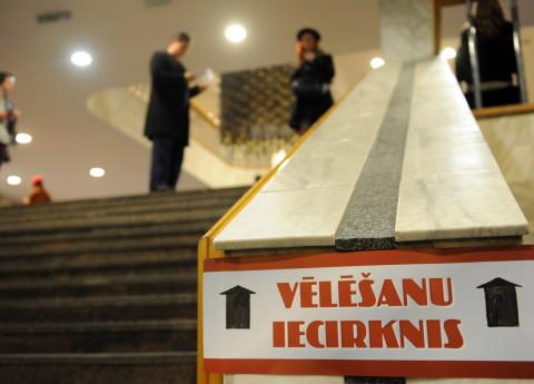 13. Saeimas vēlēšanas