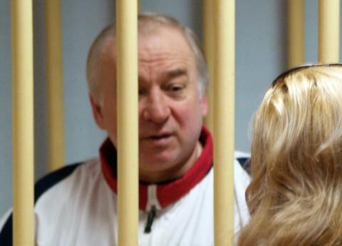 Krievu spiegs Sergejs Skripaļs