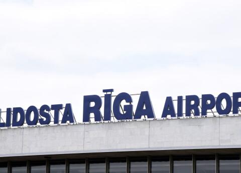 Аэропорт Rīga