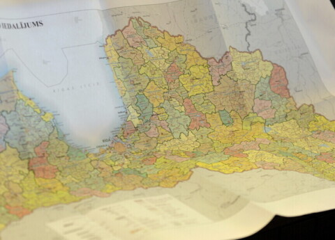 Administratīvi teritoriālā reforma