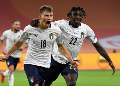 Itālijas futbola izlase