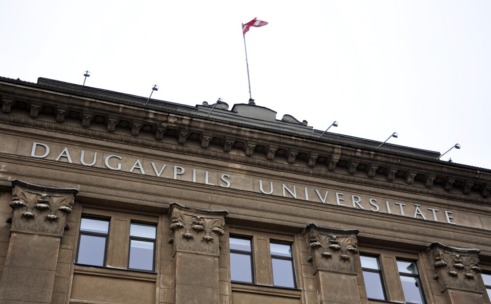Daugavpils Universitāte uz laiku pāriet uz attālinātām...