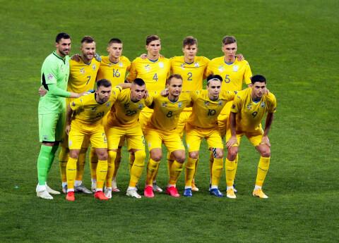 Ukrainas futbola izlase