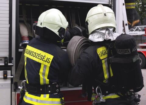 Государственная пожарно-спасательная служба