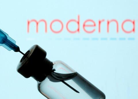 Moderna vakcīna
