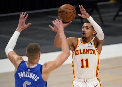 "Atlantas ""Hawks"""