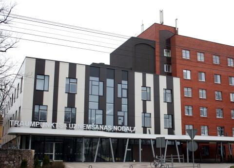 Больница травматологии и ортопедии