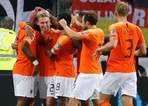 Nīderlandes futbola izlase