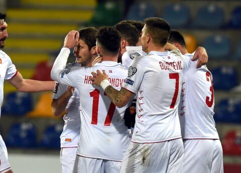 Melnkalnes futbola izlase