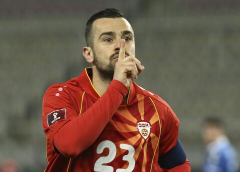 Ziemeļmaķedonijas futbola izlase