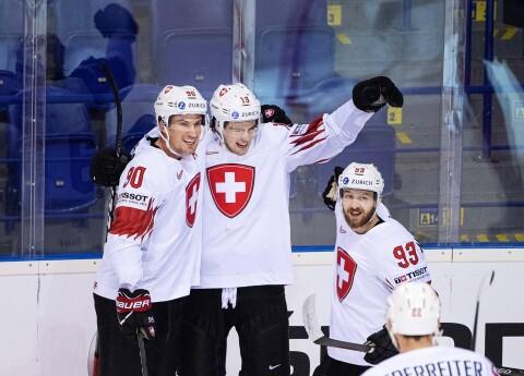 Šveices hokeja izlase