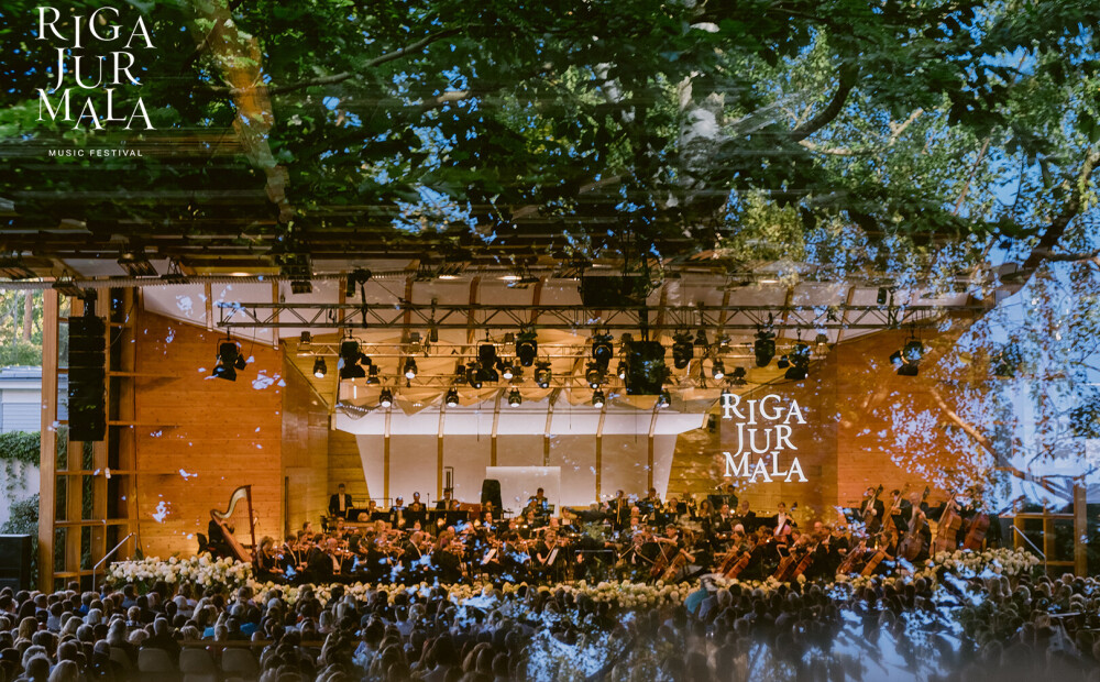 """The first weekend of the classical music festival """"Riga Jurmala"""" in a month"""