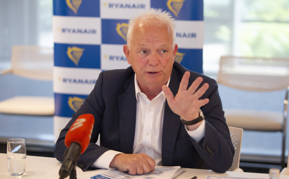 Ryanair: we hope to develop Riga as a destination, not a transfer point