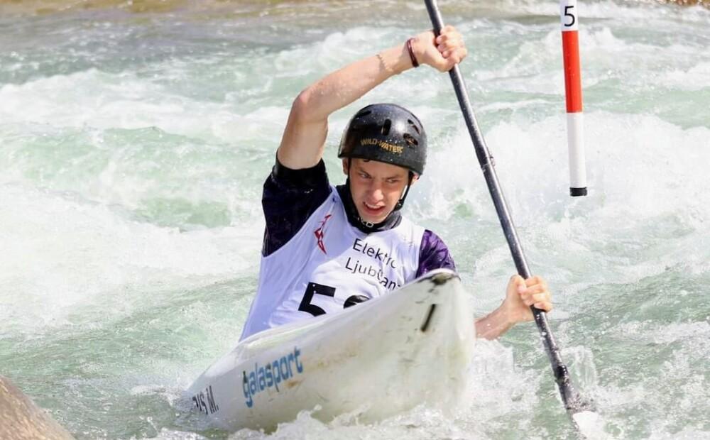 Plaudis pasaules čempionātā kanoe un smaiļošanas slalomā tiek diskvalificēts